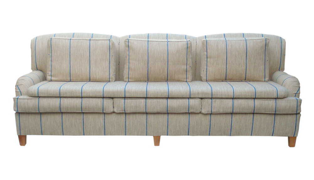 Metamorphic sofa for sitting at dining or lounge height