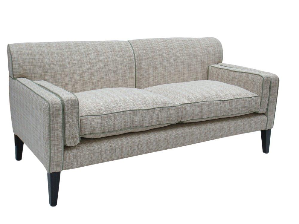 Sofa with side cushions