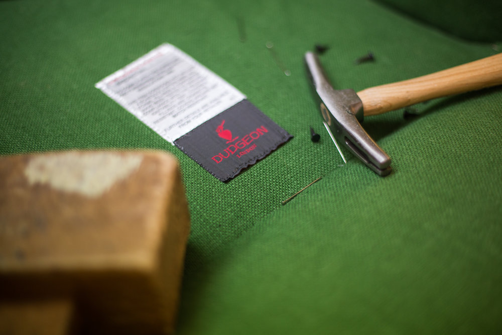 Workshop and showroom
