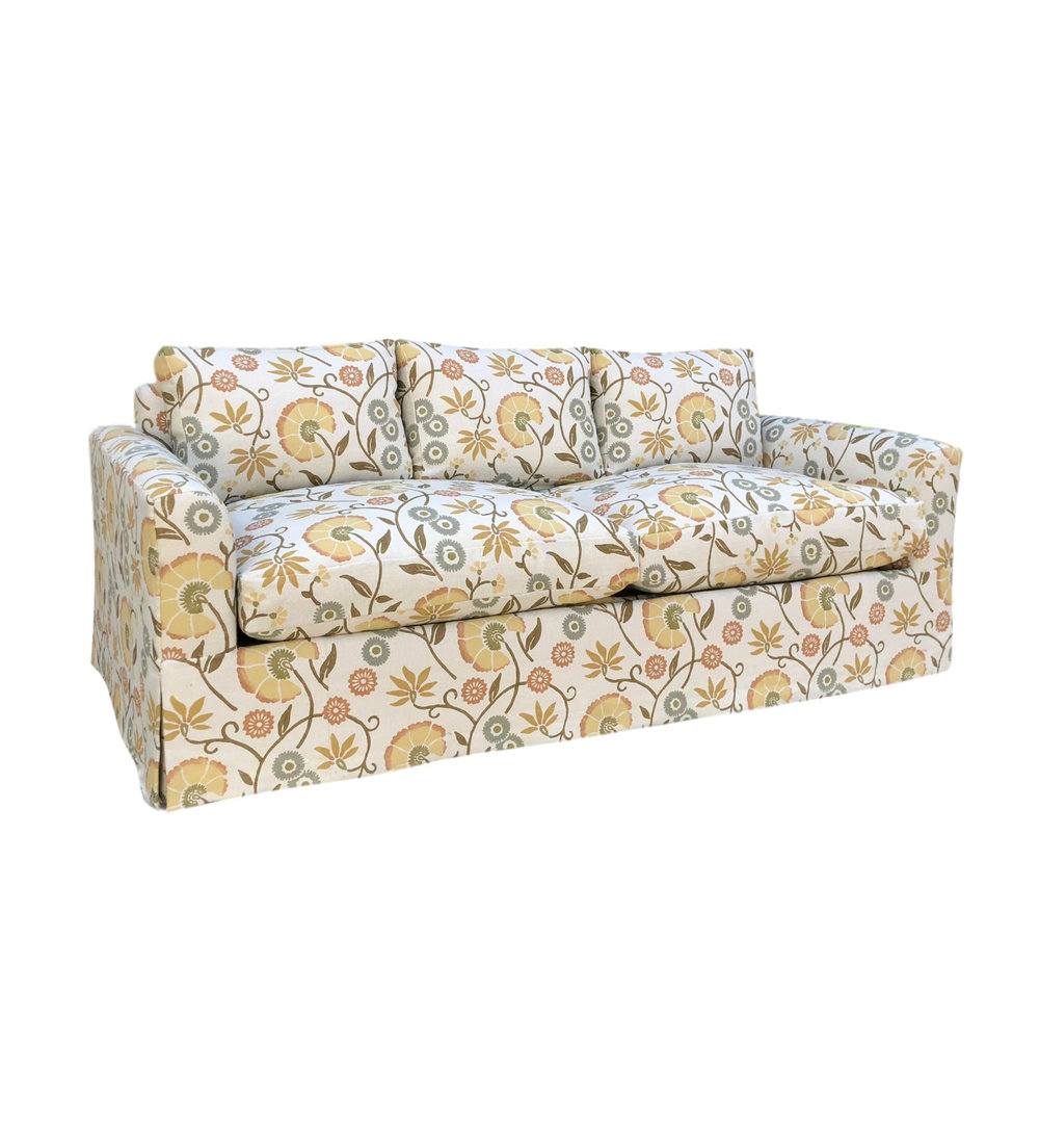 Barbados sofa with bed mechanism