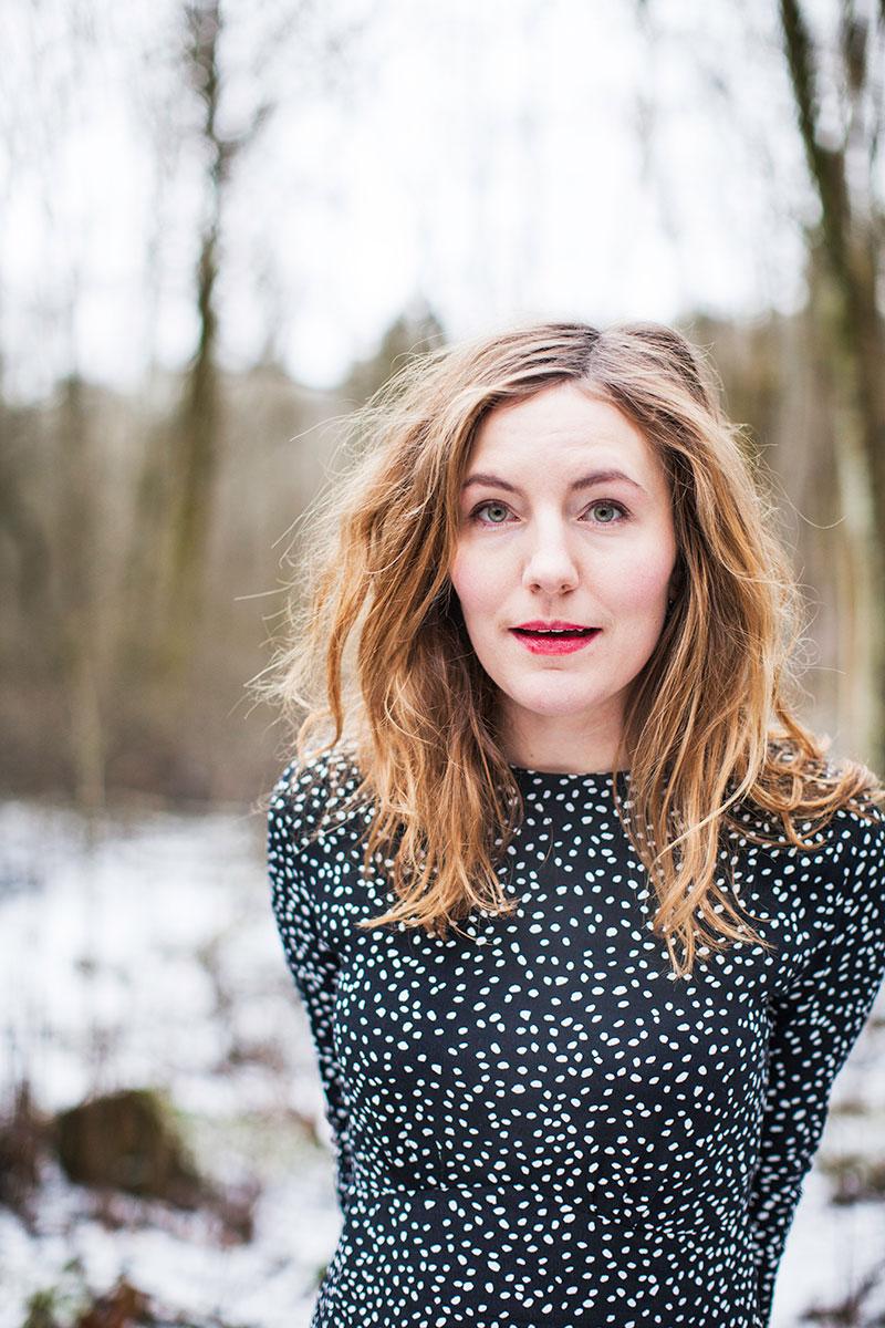 Skuespiller og artist Julie Støp Husby