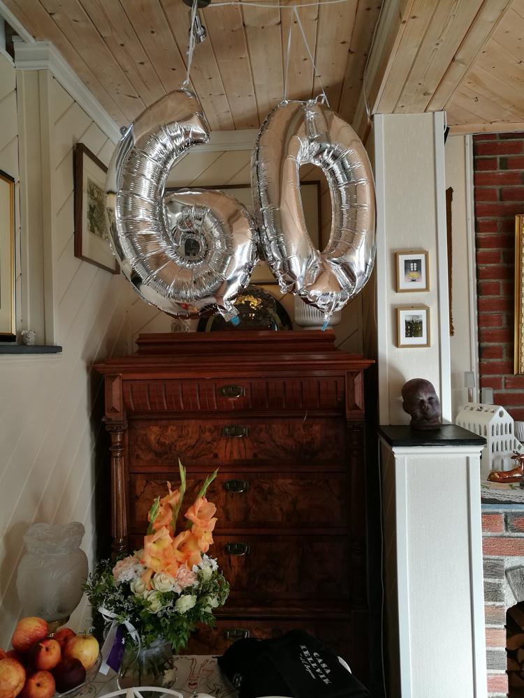 Pappa 60 år!