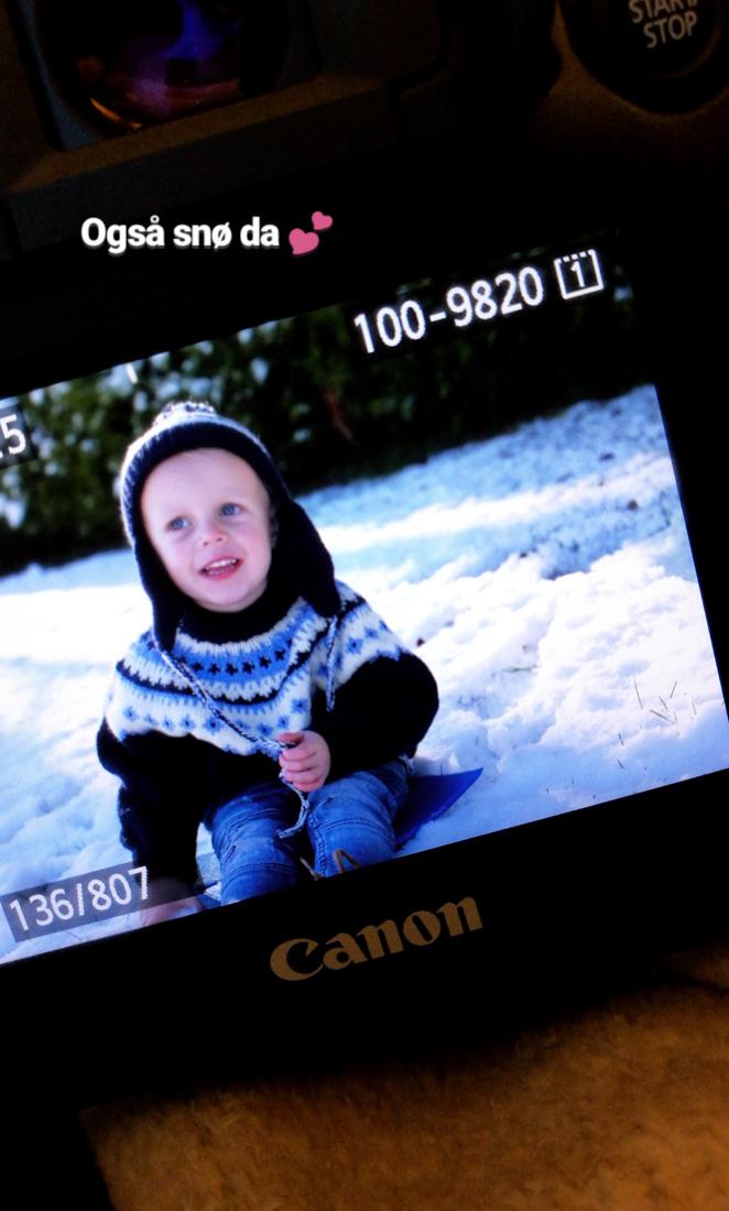 Julekortfotograferinger!