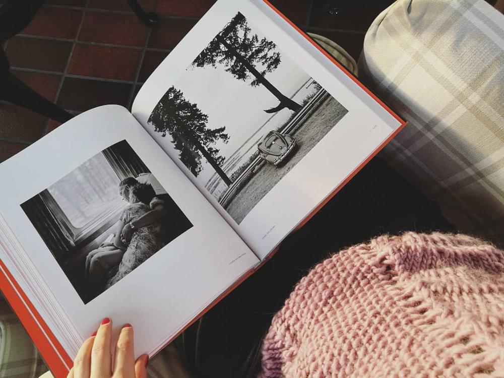 Kunstbok med Vivian Maier!
