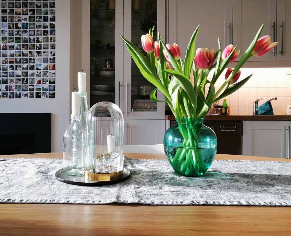 Også tulipaner da <3