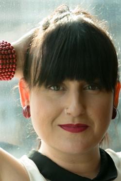 Paloma Lirola - Imparte el taller