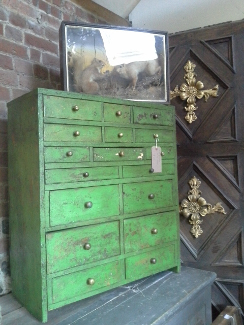 Nest of drawers. £350