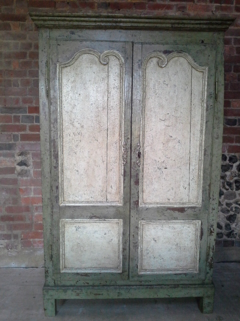18th century French armoire £995  SOLD