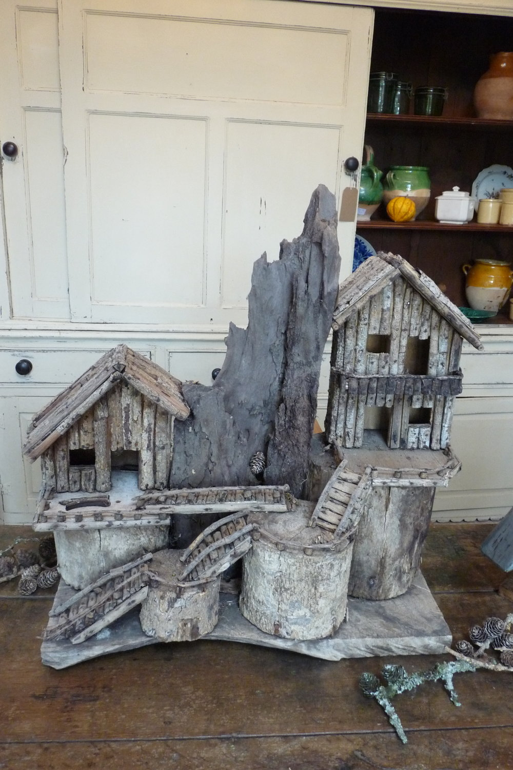 Fantastical French bird house!! £395.