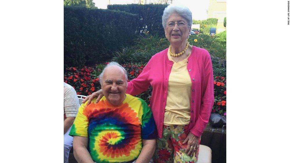 Bernice and Sylvan Simon