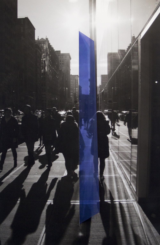 Refracción en Azul 1