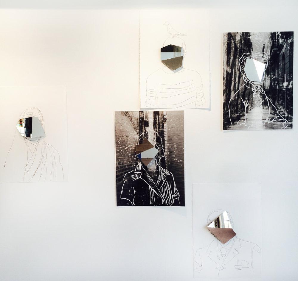 Reflejo en Malaga Instalation