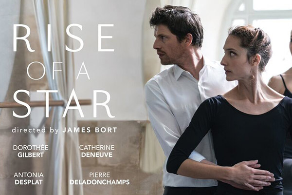 Rise of a star - JamesBortFrance – 2017 - 19 min.Emma is about to become Prima Ballerina, but something is upsetting her. She has a secret. A secret that could undermine the fulfillment of her lifelong dream.