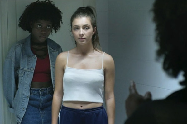 La Recita - Guido LombardiItaly – 2018 – 15 minChinuè in an Italian girl, she is dark-skinned like her parents. Suddenly, she found out she was pregnant. Her boyfriend is Neapolitan and Chinuè doesn't know how to say it to her parents. Therefore, she decides to stage a play to expose everything