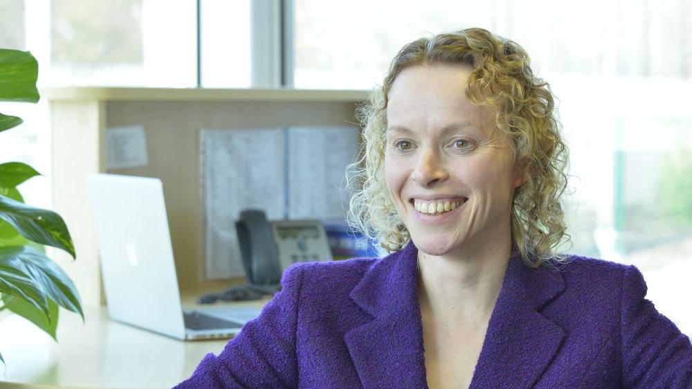 Headteacher Amanda Simpson