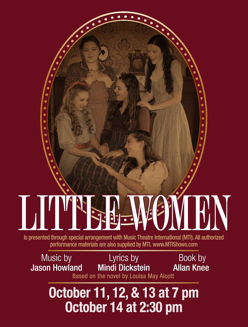 Program - Grapevine HS - Little Women.jpg