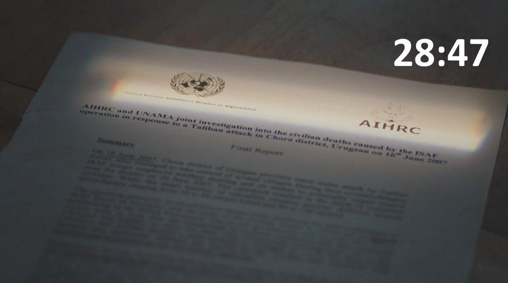 De conclusie van Unama en AIHRC: gebruik van geweld was niet buitensporig