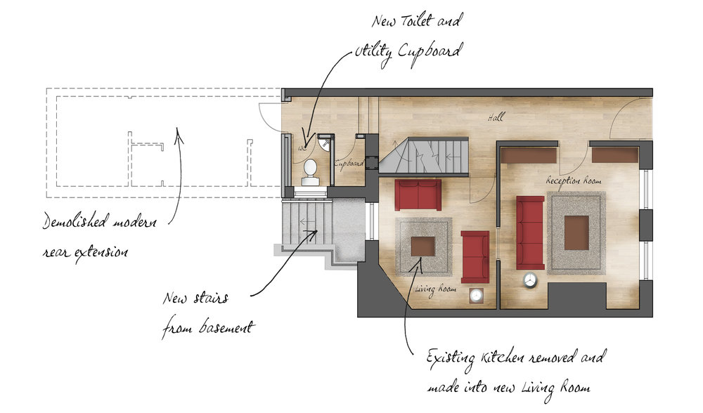 John Rich Architects Sion Rd 2