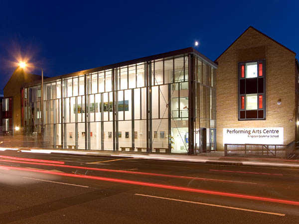 John Rich Architect Kingston Grammar School 2