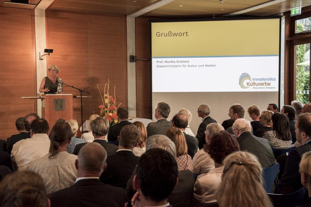 Prof. Monika Grütters, Staatsministerin für Kultur und Medien © DUK/Christoph Löffler