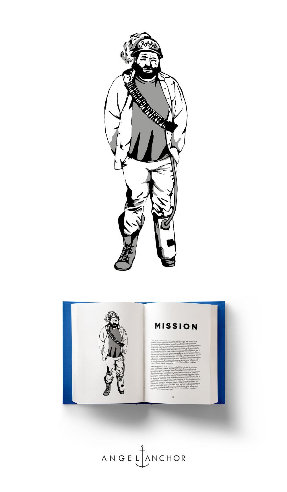 #3 - MISSION