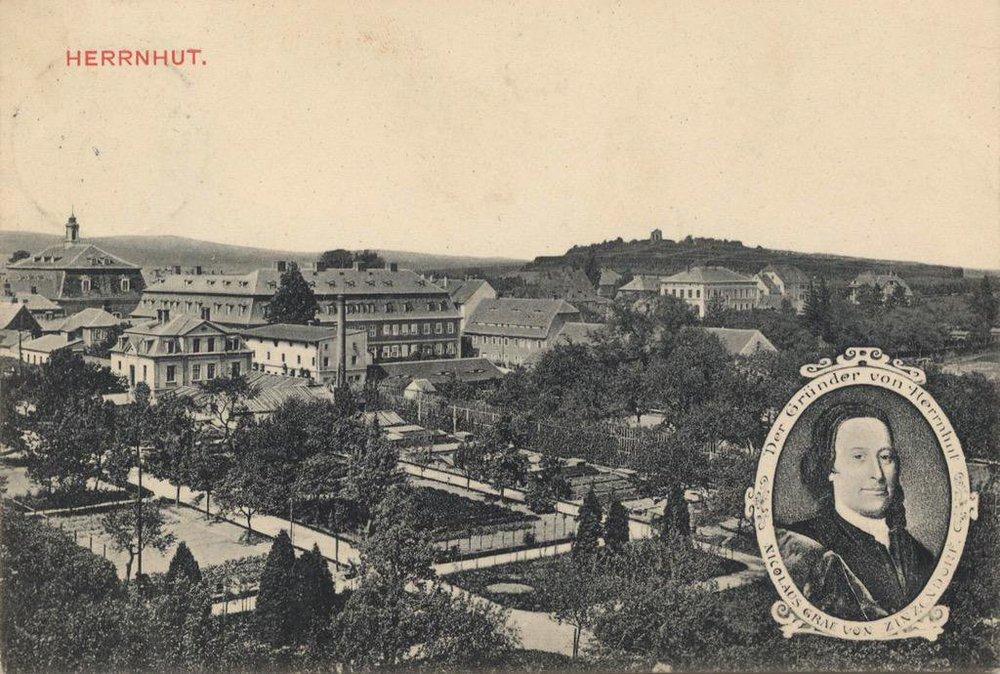 Germany: Zinzendorf & Herrnhut
