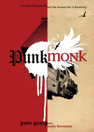 (2007) PunkMonk, with Andy Freeman