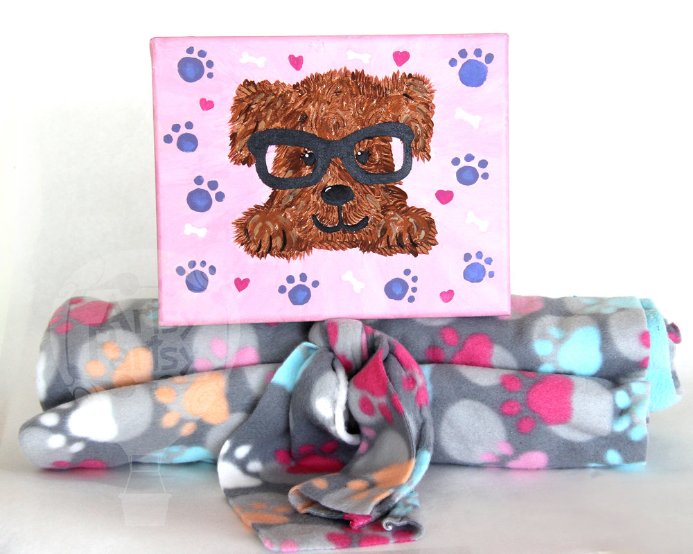 Add a blanket to your  Pet Event