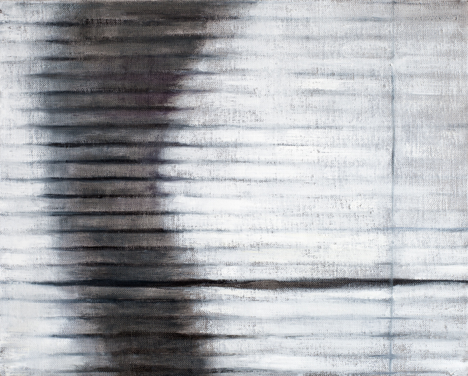 Blinds  Oil on canvas 33x41 cm 2011