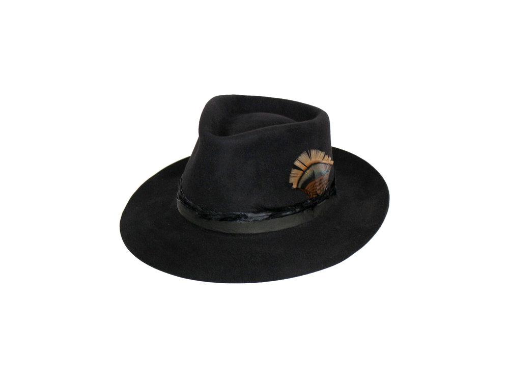 Beth Beaver Fedora — Covet Hats by Aimee Speer 91488d49688