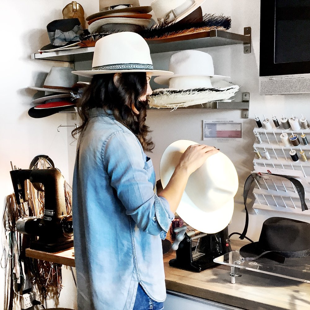 Covet Hats by Aimee Speer: Getting to know you