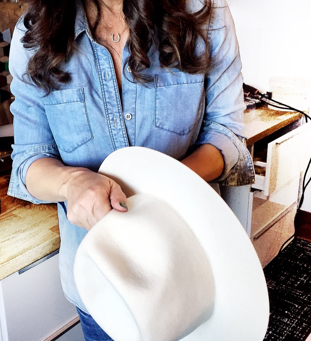 Covet Hats by Aimee Speer: Let's make some decisions and get specific