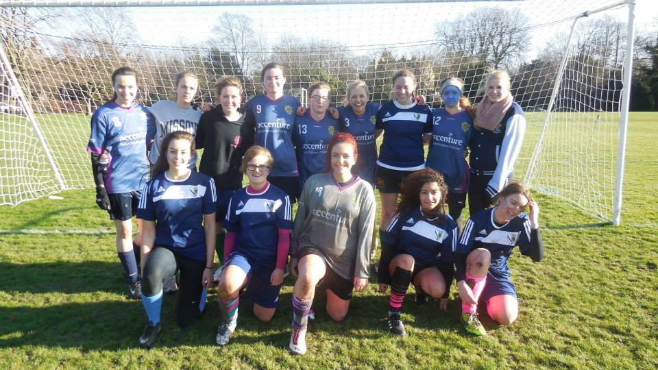 Magdalene Ladies Football
