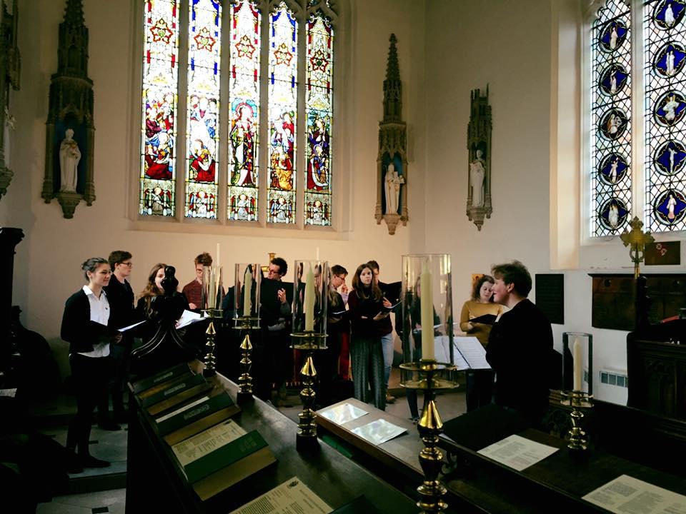 Magdalene Music Society