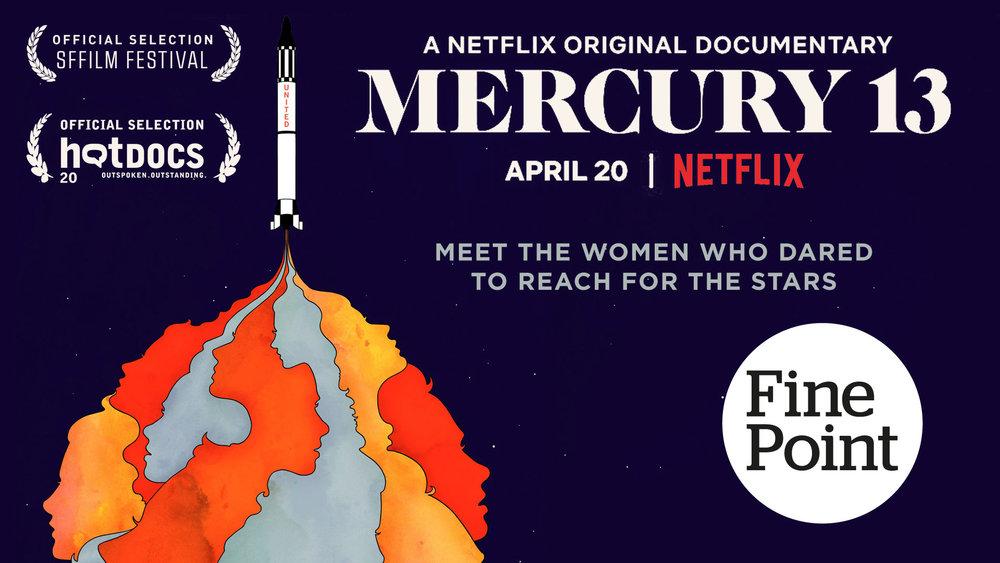 Znalezione obrazy dla zapytania mercury 13 netflix