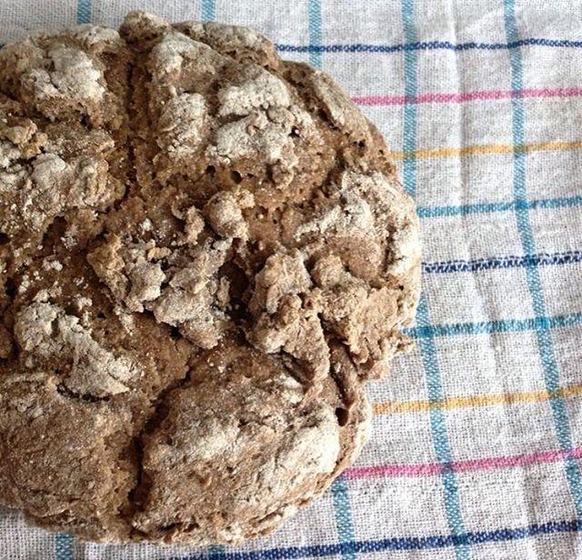My second sourdough bread