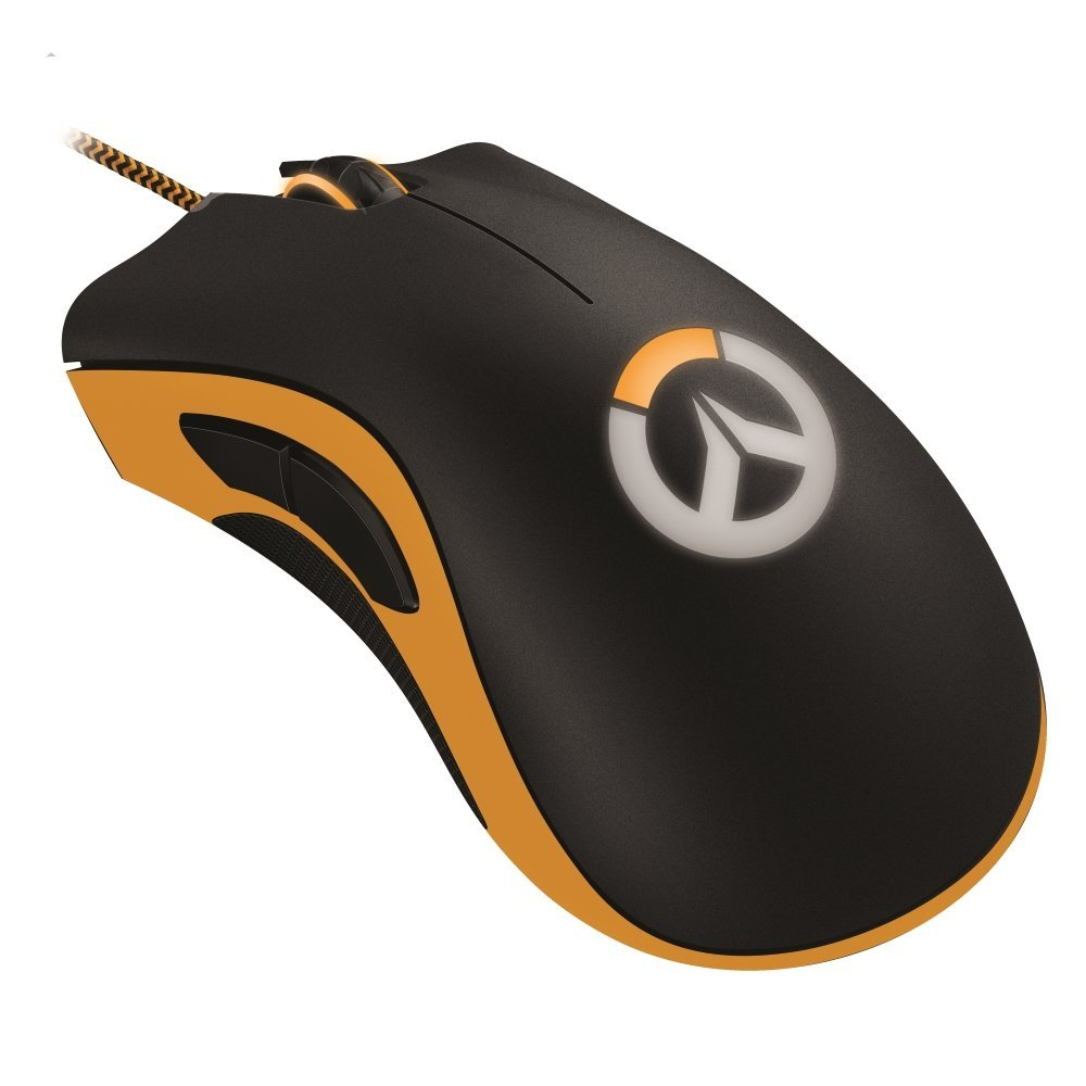 Razer Deathadder Best Gaming Mouse Overwatch