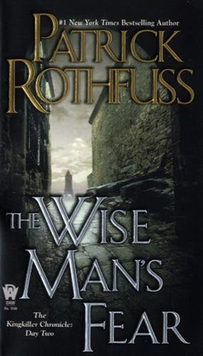 The Wise Man's Fear, Kingkiller Chronicle