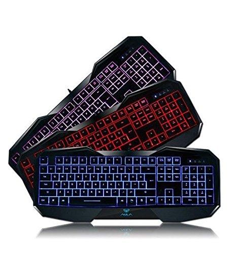 Cheap gaming keyboard Aula