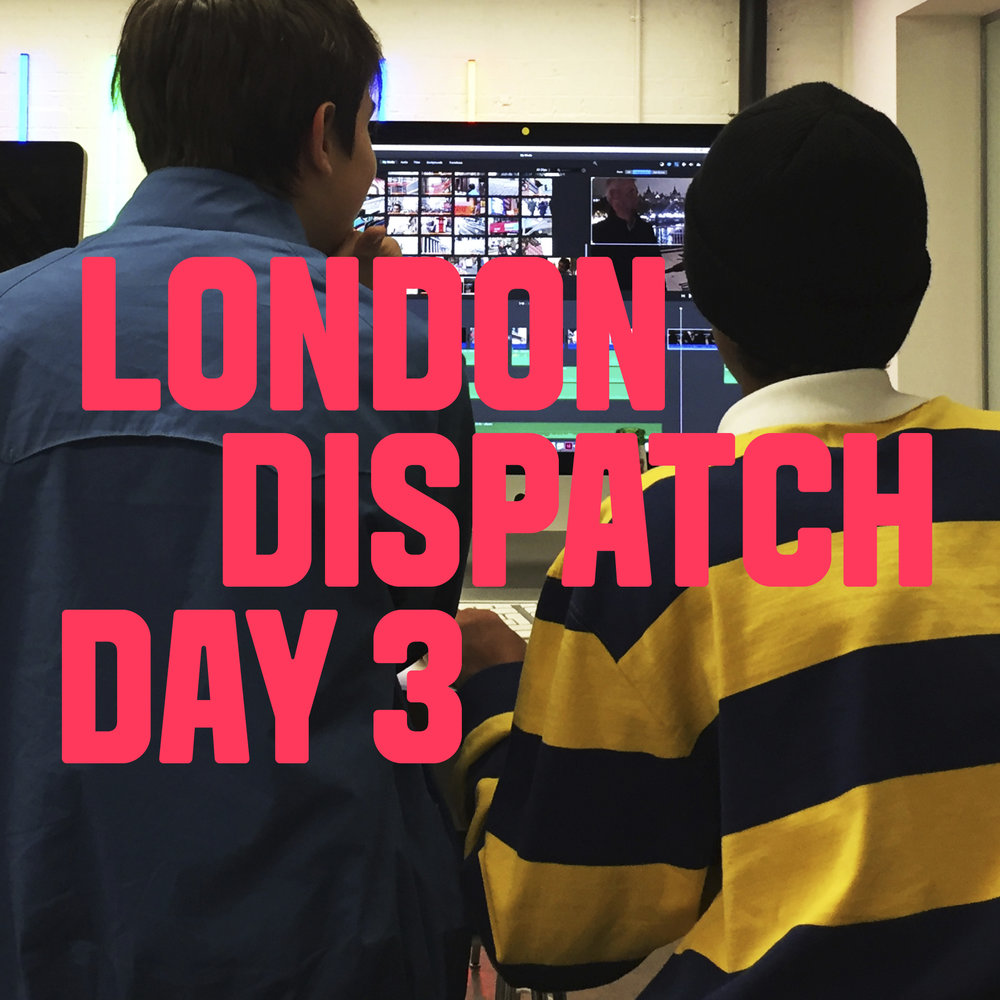 What does London mean to you?   Check out this documentary by the Original Creators!