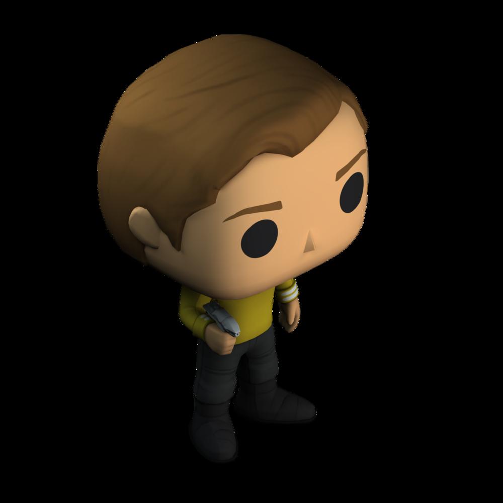 Kirk 3-D