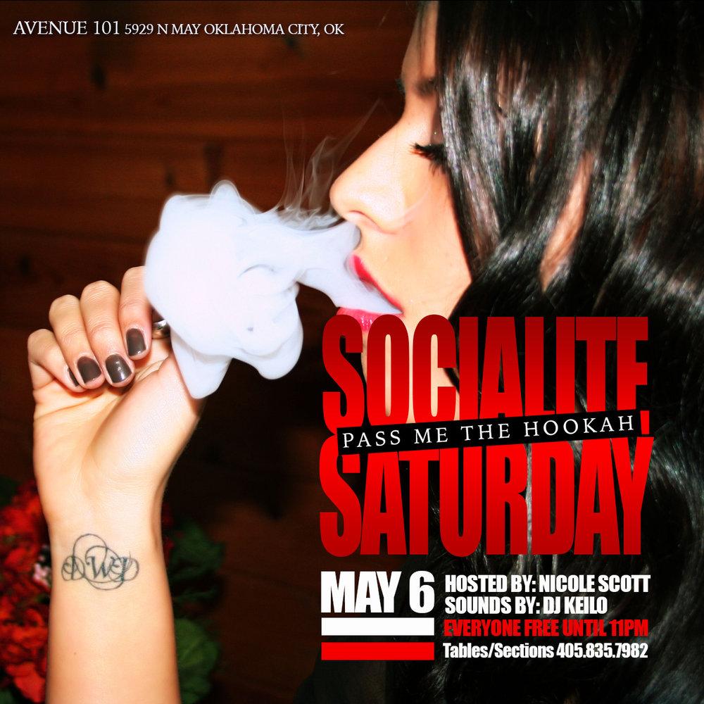 Socialite Saturday Pass Me The Hookah.jpg