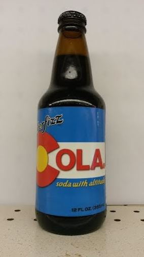 Zuberfizz Cola