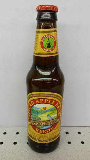 Reed's Spiced Apple Brew