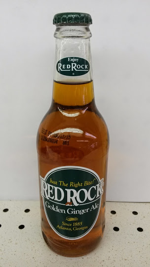 Red Rock Ginger Ale