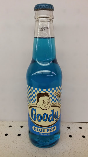 Goody Blue Pop