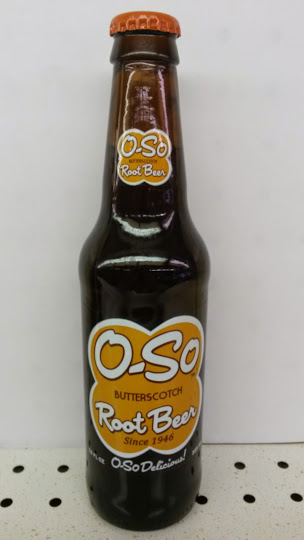 O-So Butterscotch Root Beer