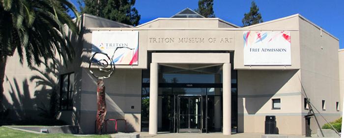 Triton Museum of Art, Santa Clara, CA