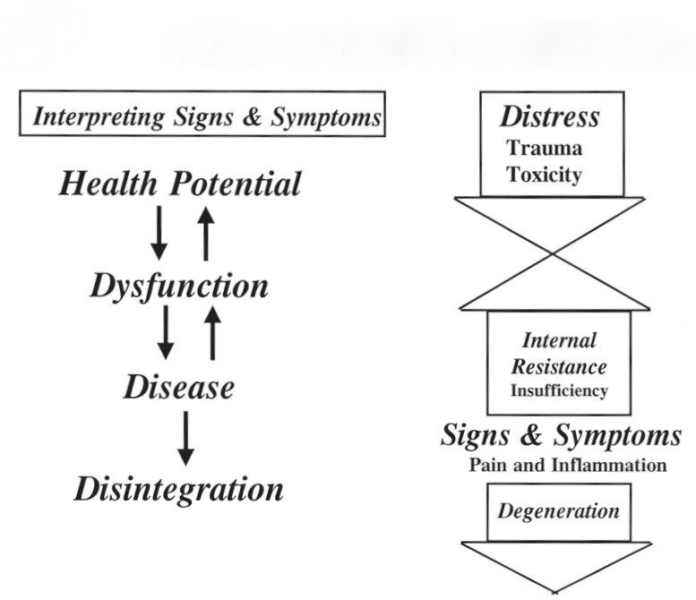 Health-Disease Continuum