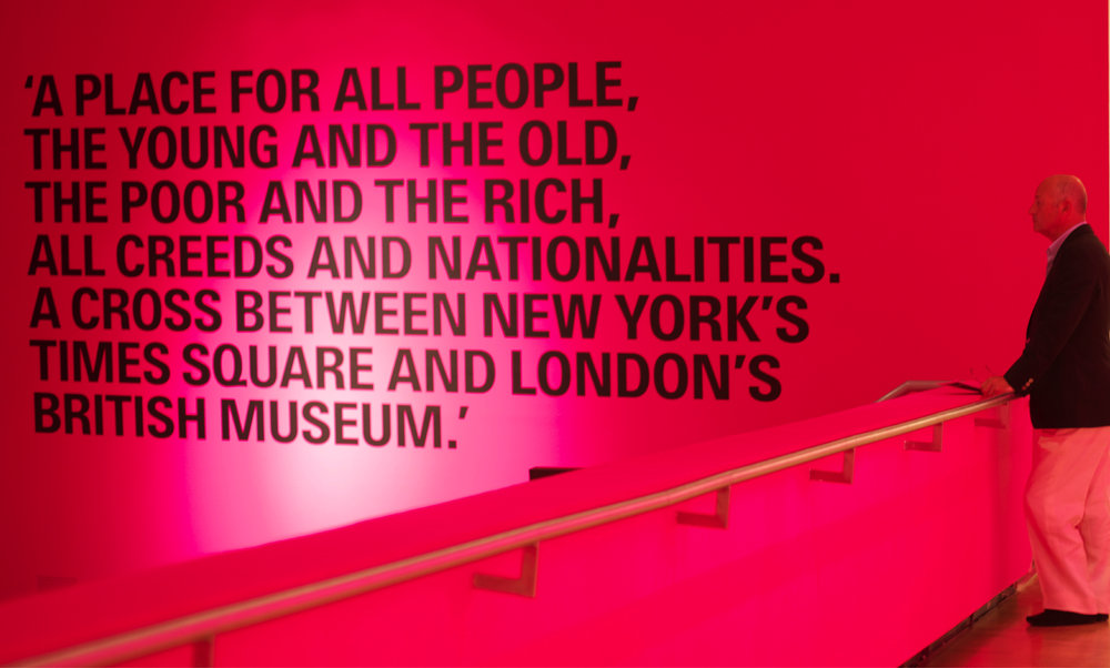 Richard Rogers RA: Inside Out, Royal Academy of Arts